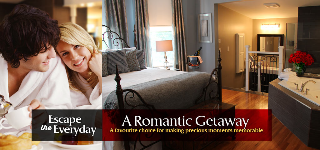 Escape the Everyday with a Romantic Getaway at Leaside - A favourite choice for making precious moments memorable